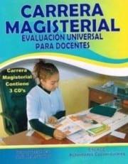 Carrera magisterial evaluación universal para docentes