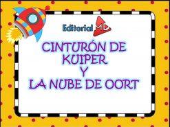 Cinturón De Kuiper Y La Nube De Oort
