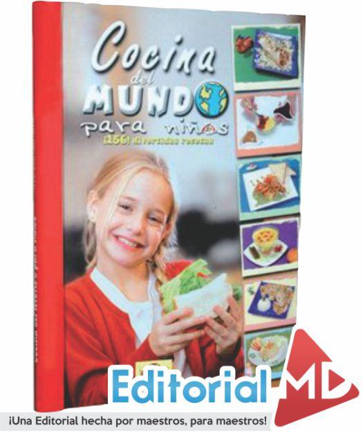 Cocina del Mundo para Niños