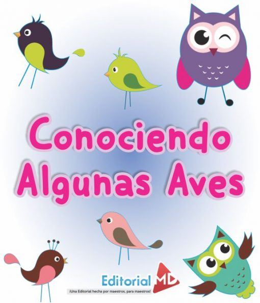 aves para niños