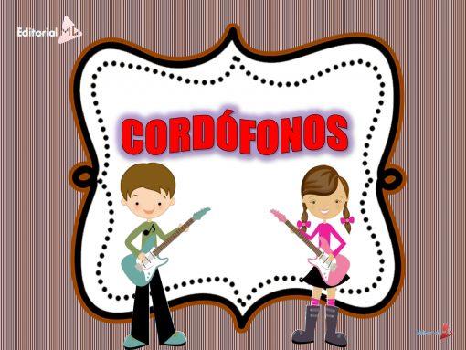Cordófonos