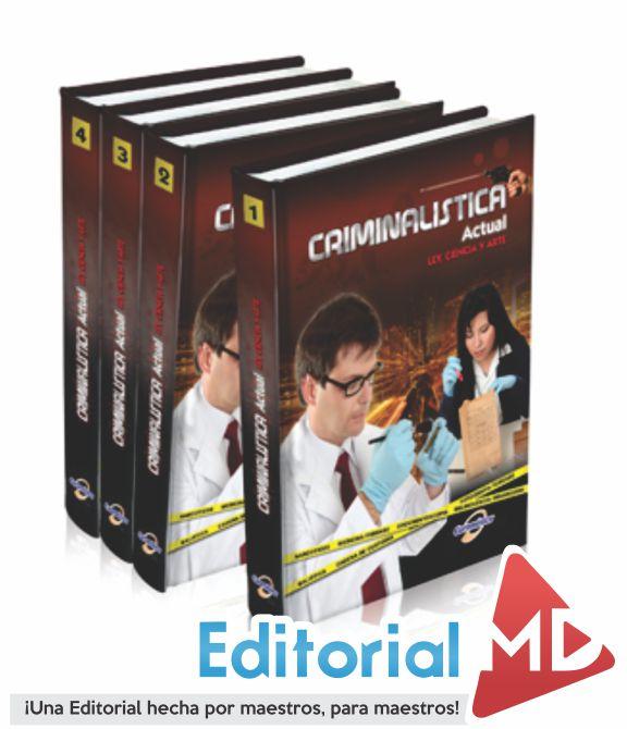 Criminalstica actual