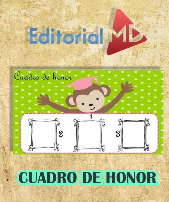 Cuadro de Honor para Niños