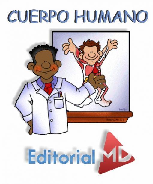 Cuerpo Humano y sus Componentes para niños