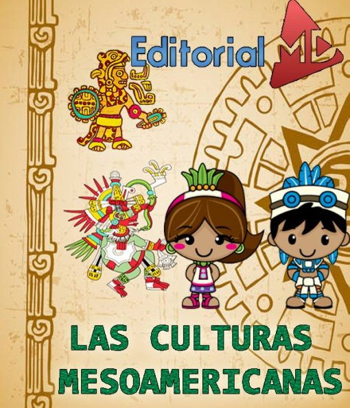 culturas mesoamericanas para niños