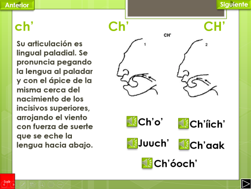 Curso elemental de la lengua maya 03