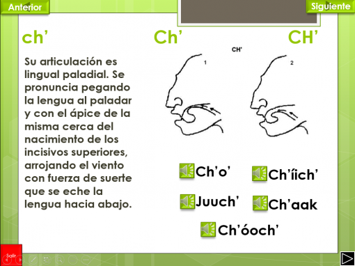 Curso elemental de la lengua maya 04