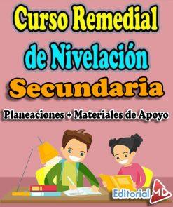 Curso remedial Secundaria 01
