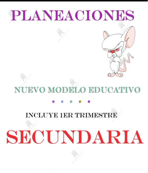 Planeaciones de Secundaria (Paquete Todo en 1)