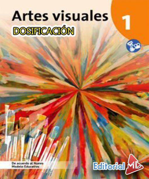 DOSIFICACIÓN ARTES VISUALES 1 Trimestral Aprendizajes Esperados