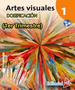 DOSIFICACIÓN ARTES VISUALES 1 Trimestre 1 Aprendizajes Esperados