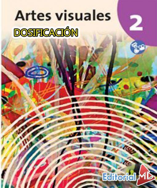 DOSIFICACIÓN ARTES VISUALES 2 Trimestral Aprendizajes Esperados