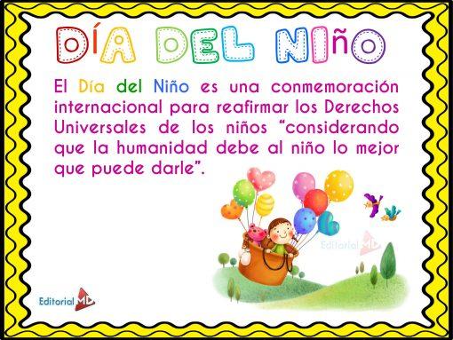 Día Del Niño