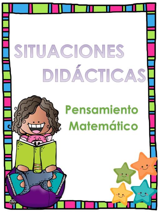 Compendio de Situaciones Didácticas de Pensamiento Matemático - Preescolar