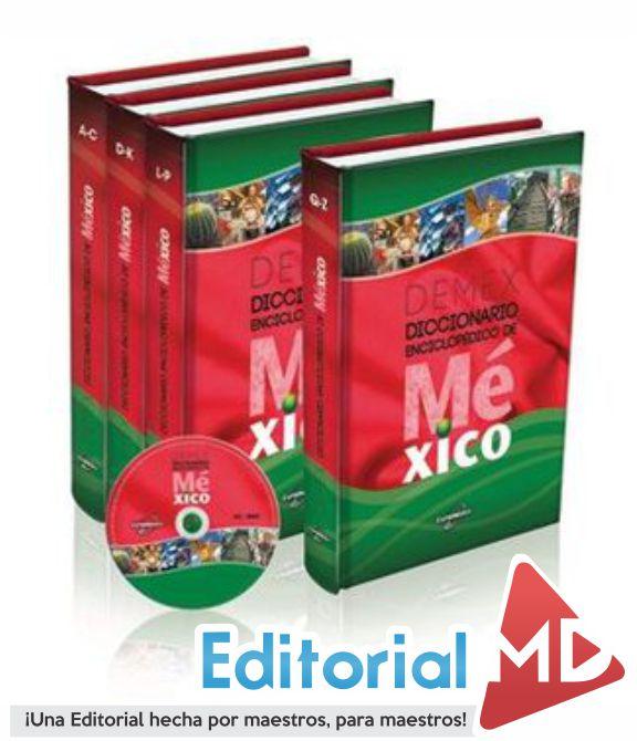 Diccionario enciclopedico de mexico