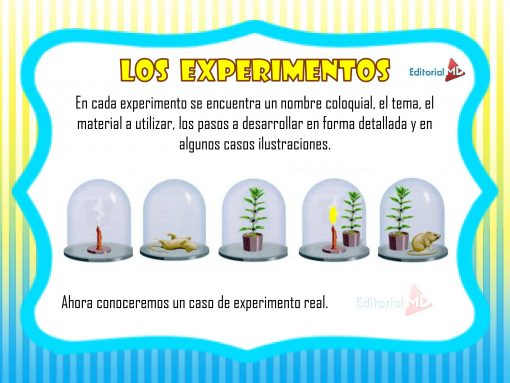 Dibujo de experimento