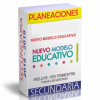 Dosificación Artes Visuales 2 Secundaria (Nuevo Modelo Educativo) 1er. Trimestre