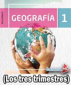 Dosificación Anual de Geografía (Los tres trimestres)