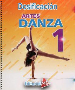 Dosificación de Artes Danza 1 (Los tres trimestres)