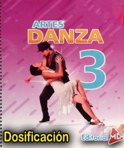 Dosificación de Artes Danza 3 (Los 3 trimestres)