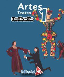 Dosificación de Artes Teatro 1