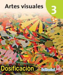 Dosificación de Artes Visuales 3 (Los tres trimestres)
