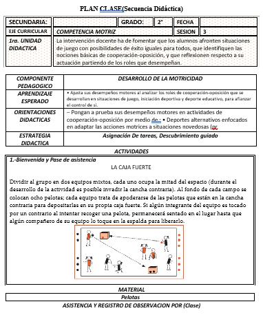 EDUCACIÓN FÍSICA 203