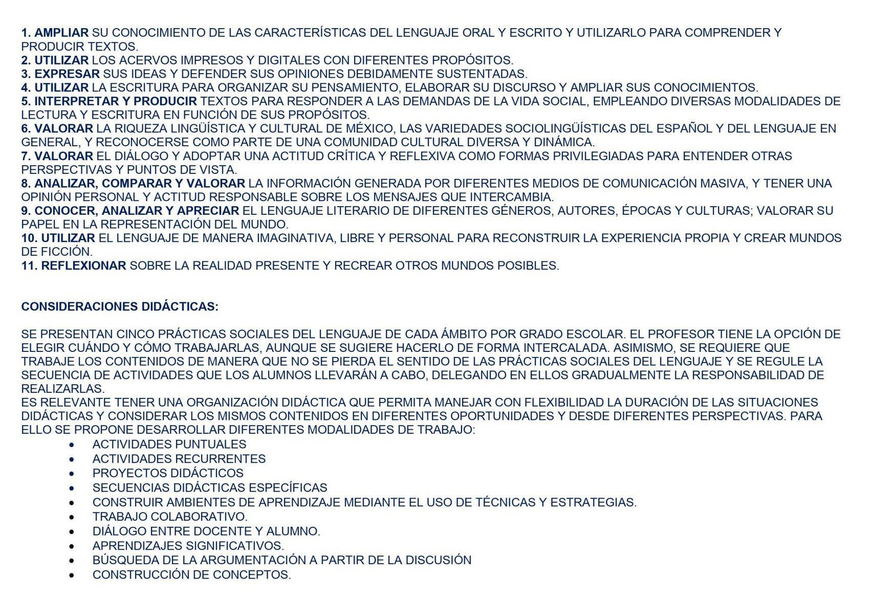 EJEMPLO DOSIFICACIÓN TRIMESTRAL ESPAÑOL 1 02