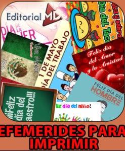 Efemerides para Imprimir