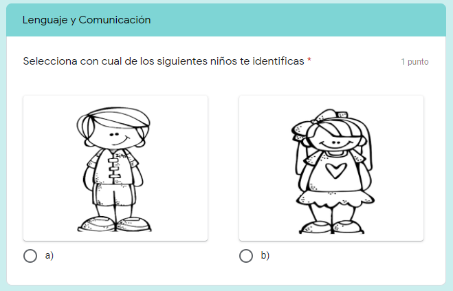 Ejemplo Examen diagnóstico para preescolar 2do grado 02