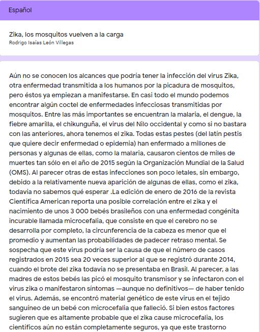 Ejemplo Exámenes en Google Forms 4to grado02