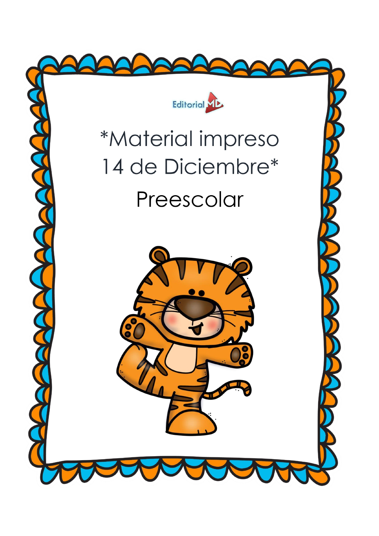 Ejemplo Material de apoyo semana 17 preescolar
