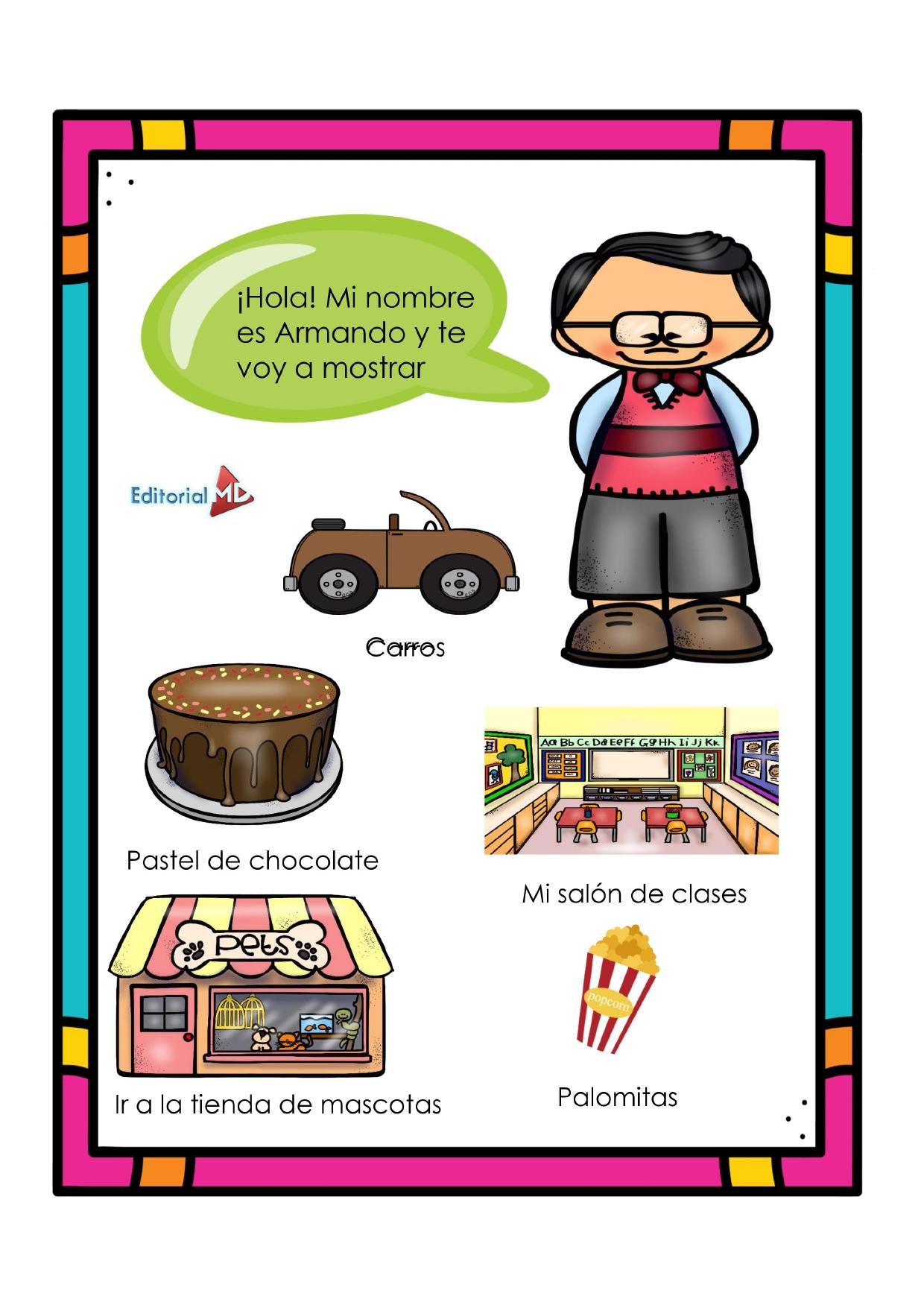 Ejemplo Material de apoyo semana 18 preescolar