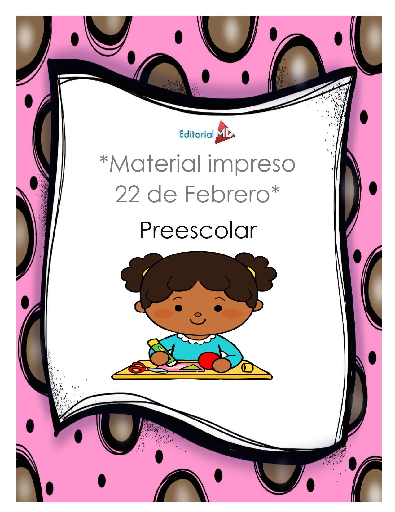 Ejemplo Material de apoyo semana 24 preescolar
