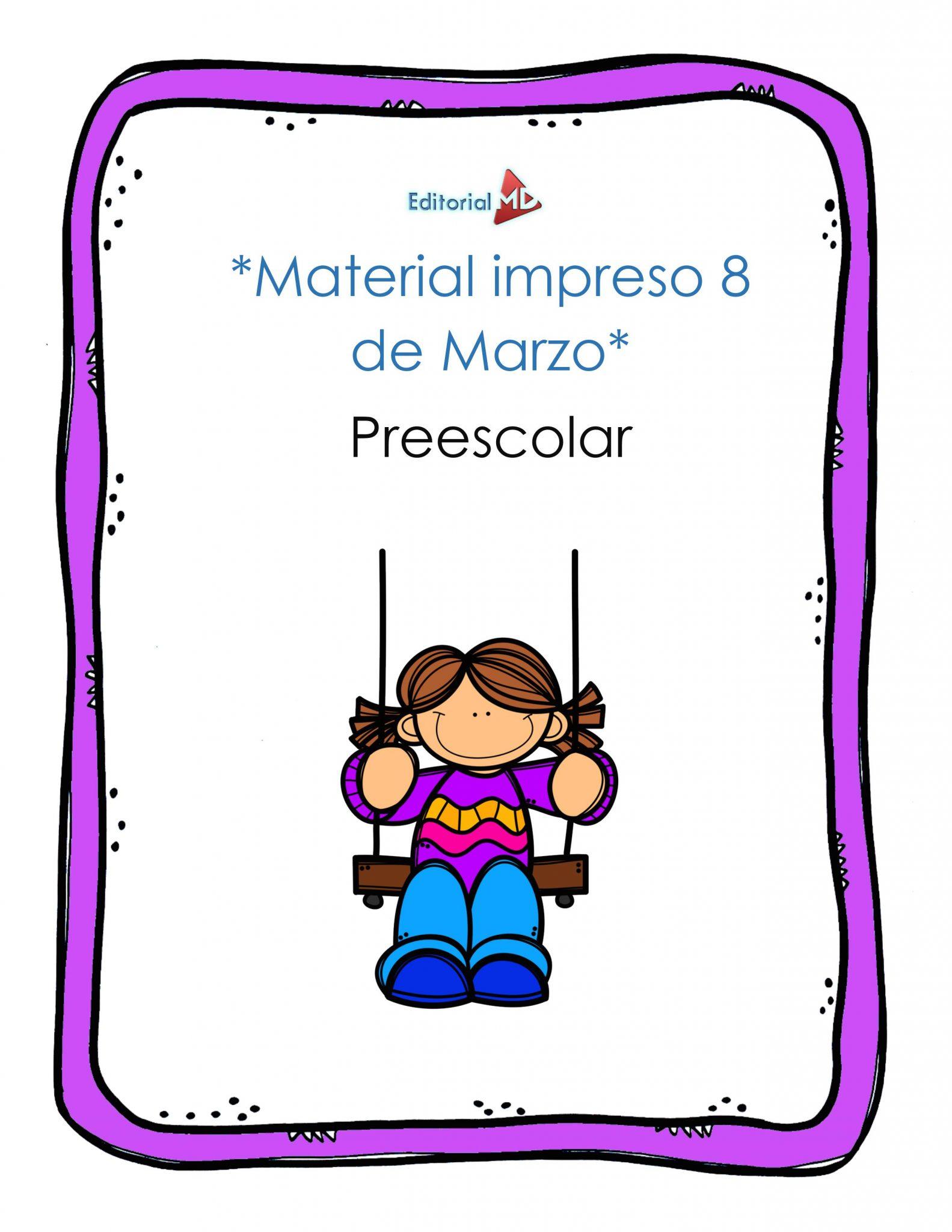 Ejemplo Material de apoyo semana 26preescolar