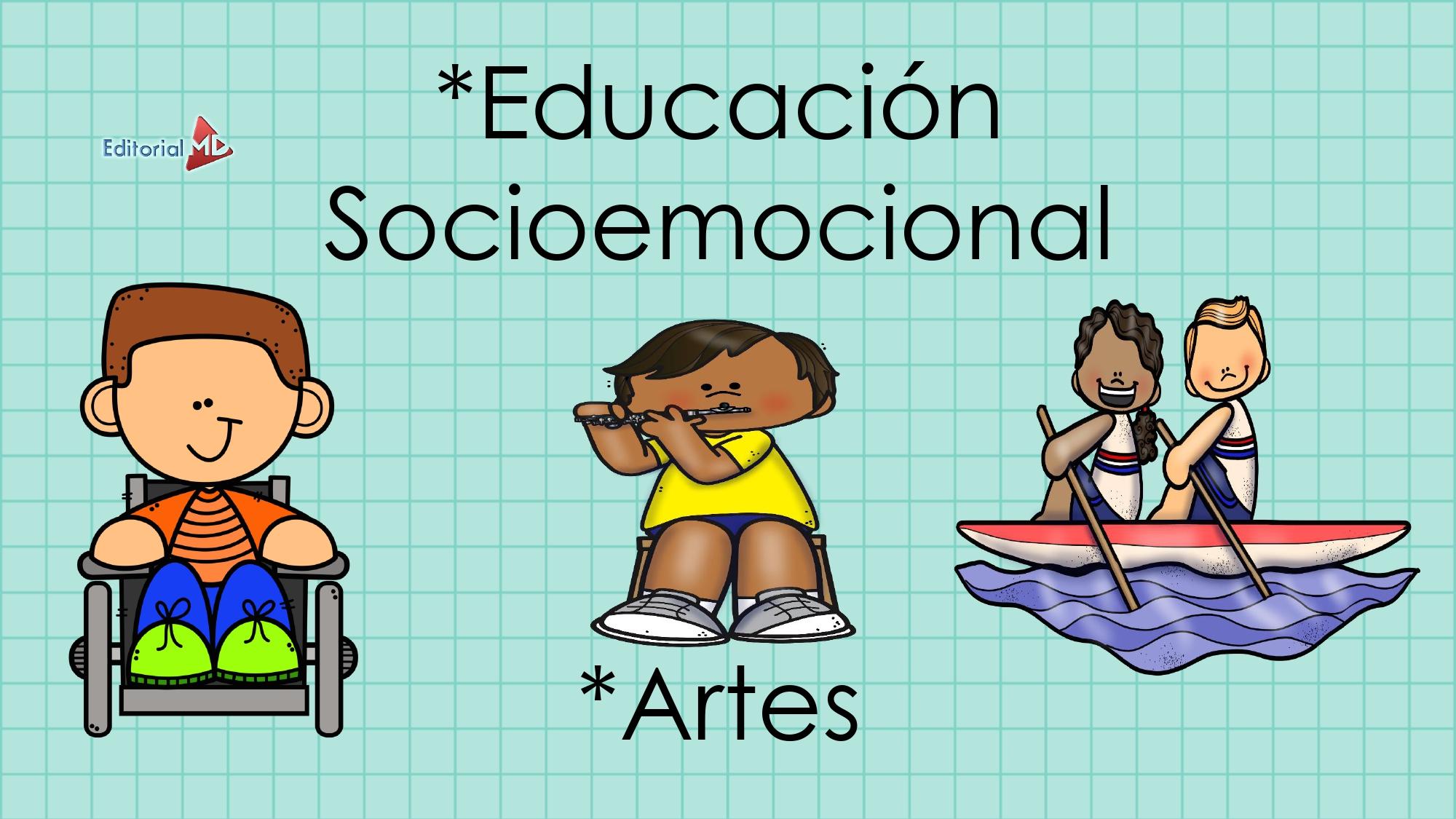 Ejemplo de Actividades de la semana 24 socioemocional