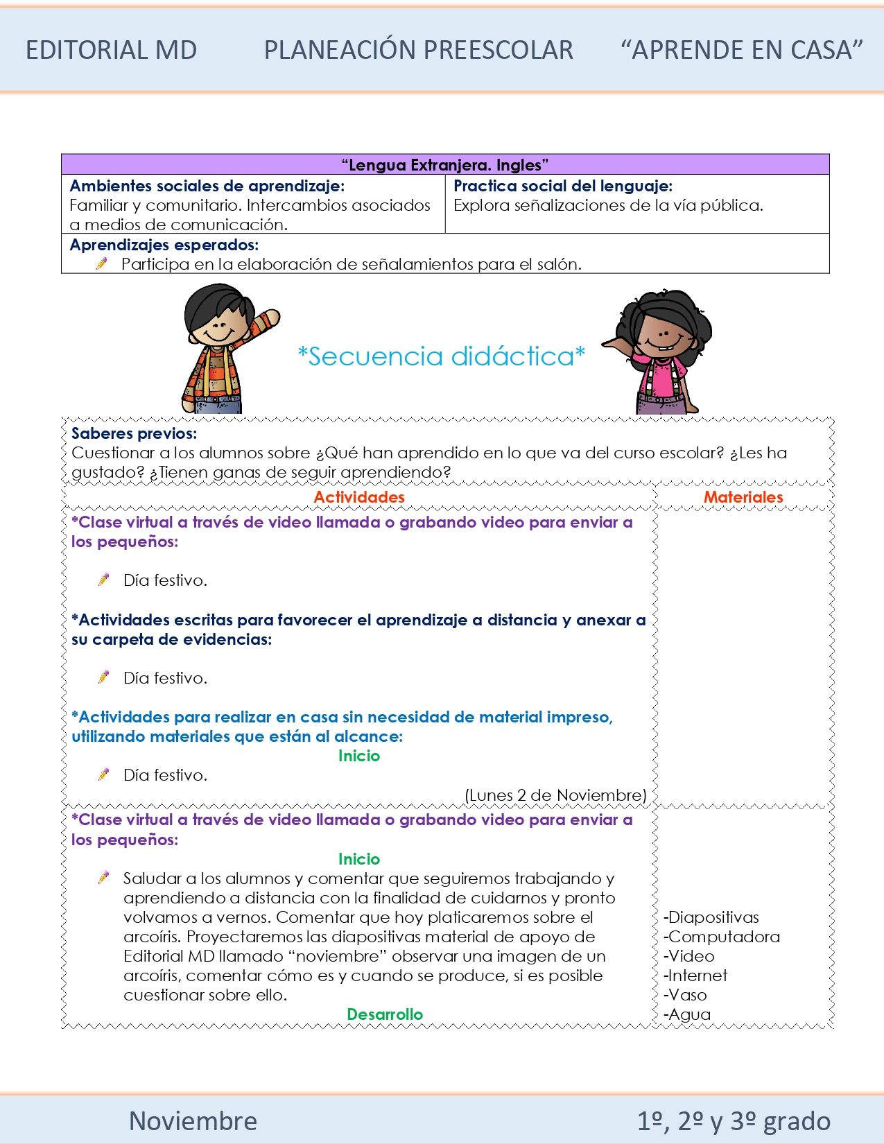 Ejemplo de planeacion semana 11 preescolar 04