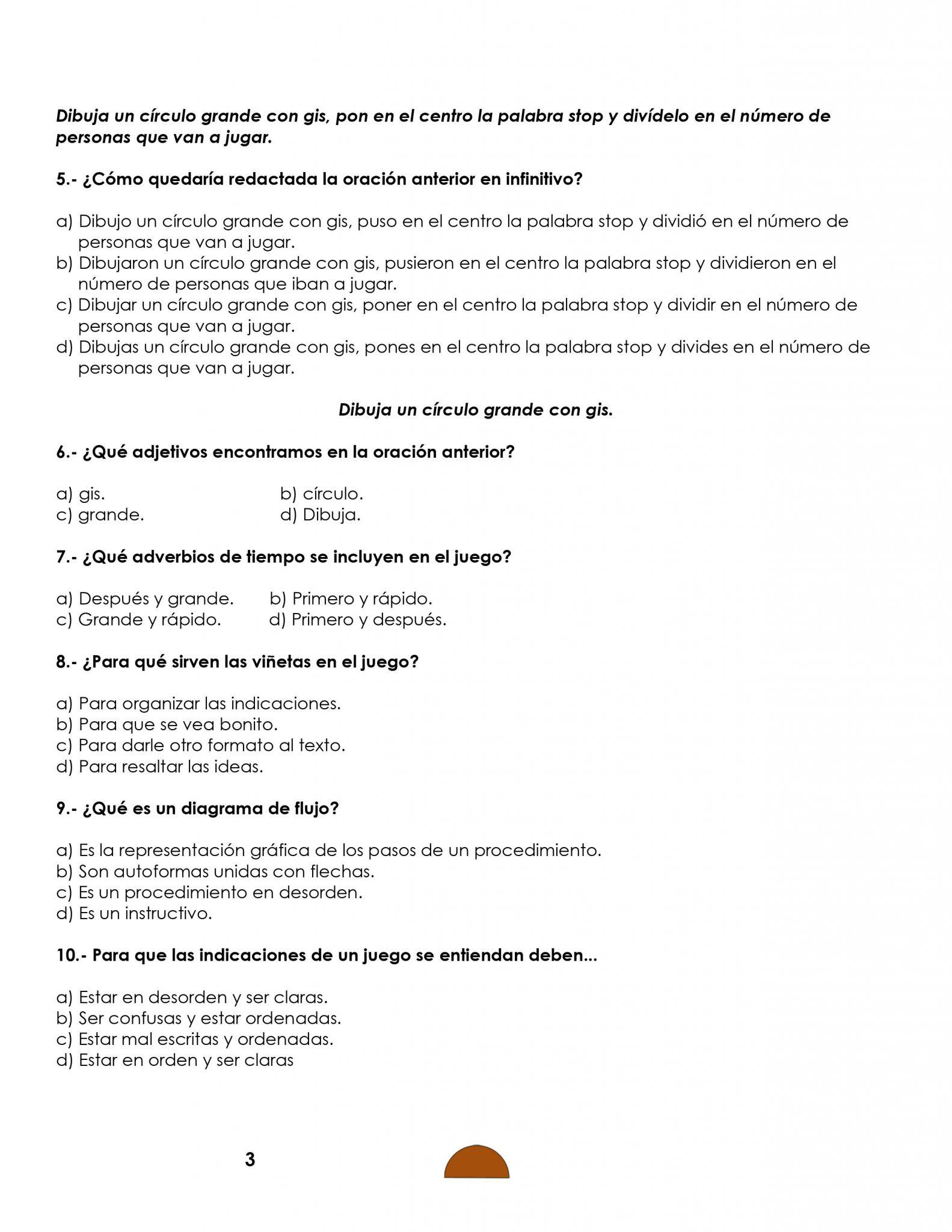 Ejemplo examenes 6to grado 02