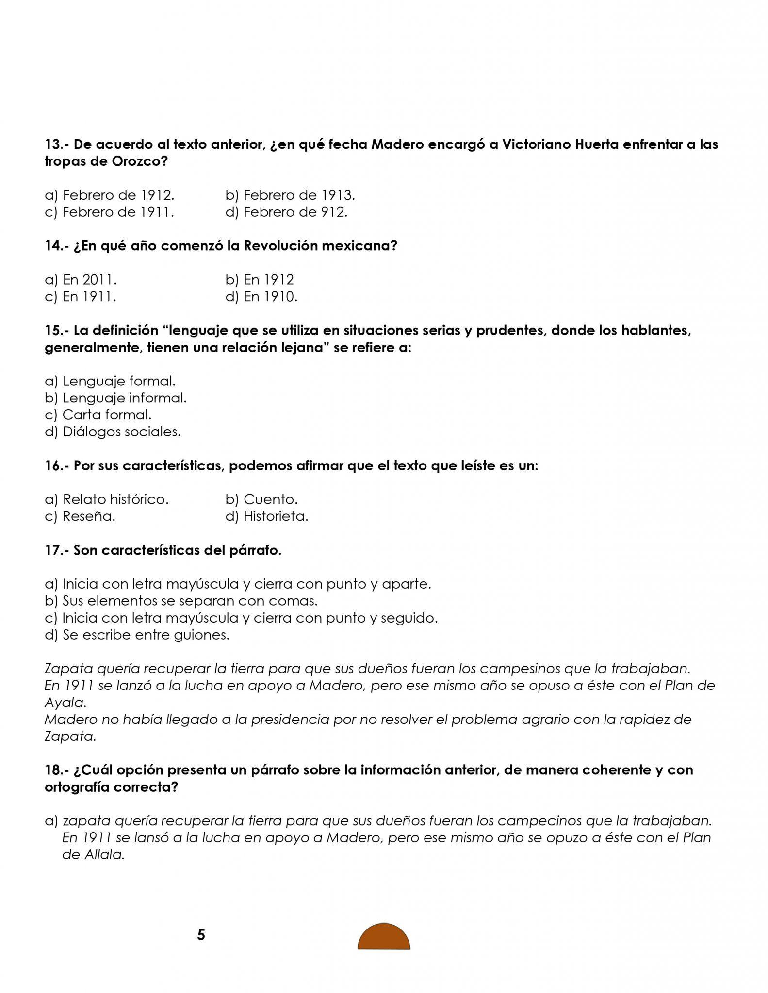 Ejemplo examenes 6to grado 04