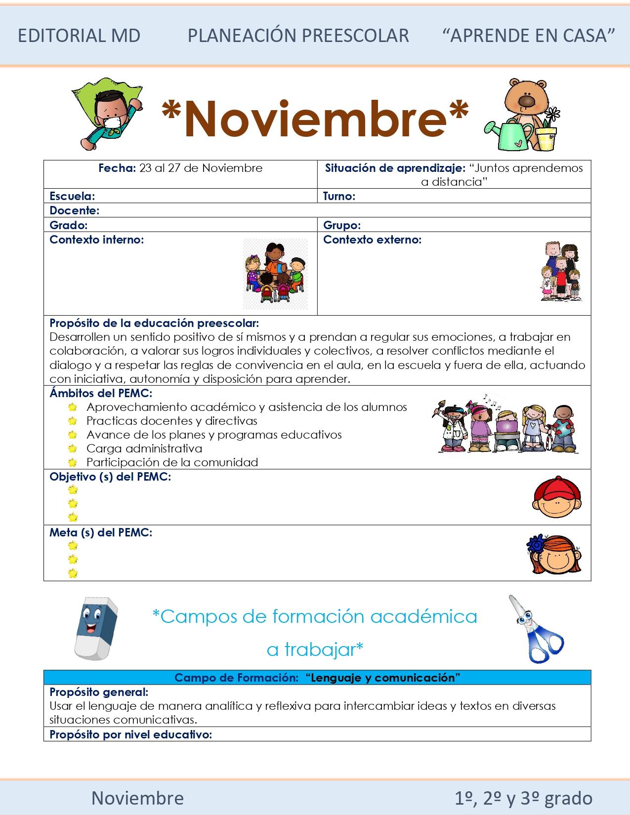 Ejemplo planeacion preescolar semana 14 01