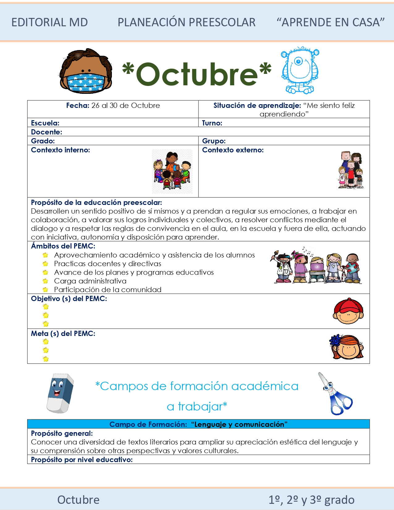 Ejemplo planeacion preescolar semana10 01