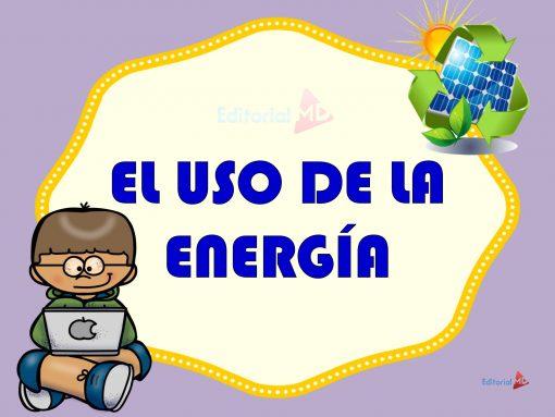 El Uso De La Energía