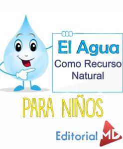 El agua para niños
