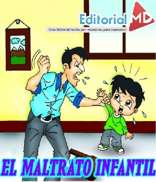 el maltrato infantil para niños