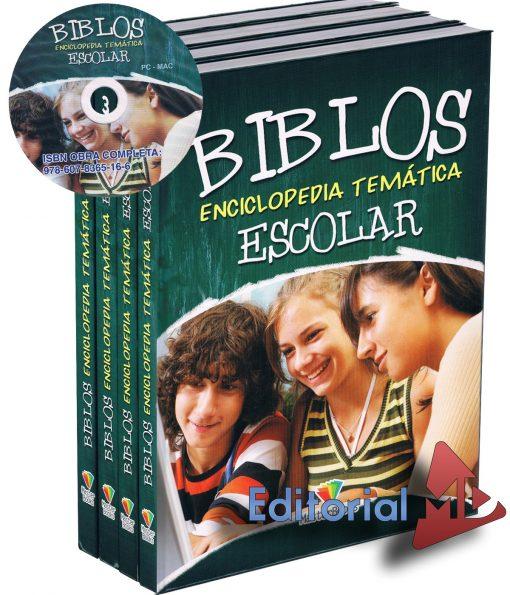 Enciclopedia Tematica Escolar Biblos
