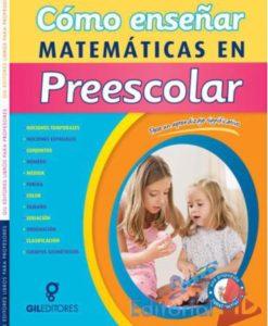 Enseñar Matematicas en preescolar