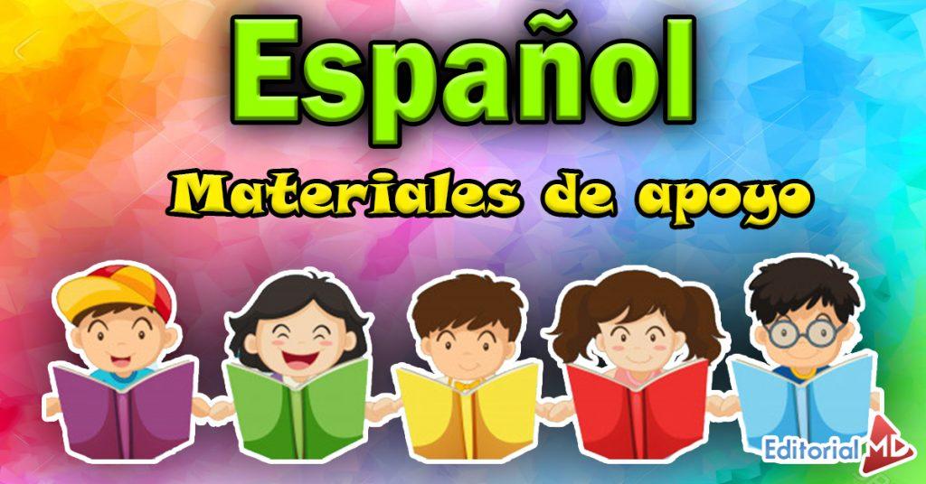 Español material de apoyo para niños