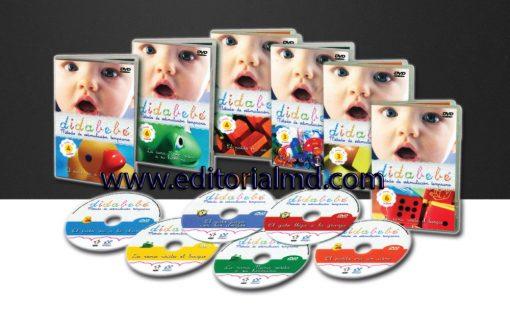 estimulacion temprana para bebés