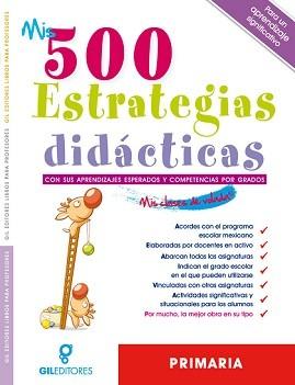 Estrategias didacticas y sus competencias