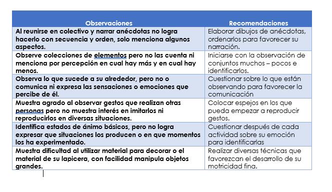 Evaluación de Aprende en Casa observaciones y recomendaciones